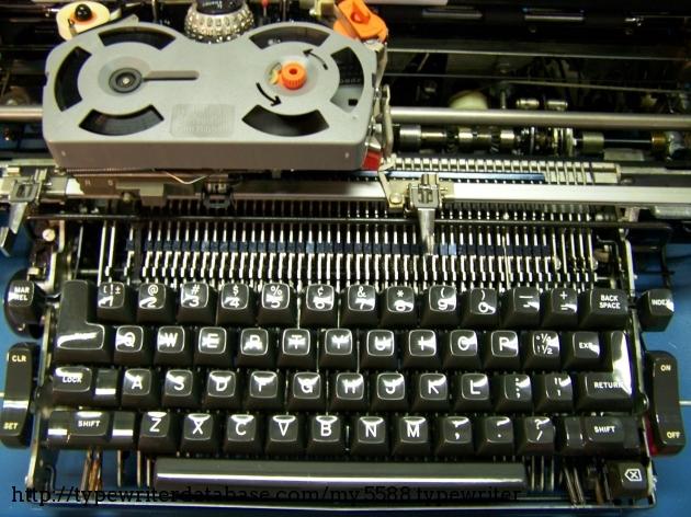 1978 Ibm Selectric Ii On The Typewriter Database