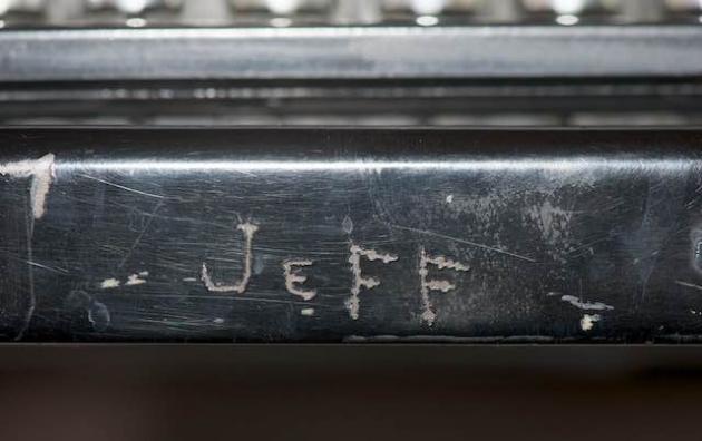 "I have no idea who ""Jeff"" is."