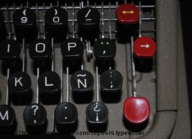 Antares Parva - Spanish keys