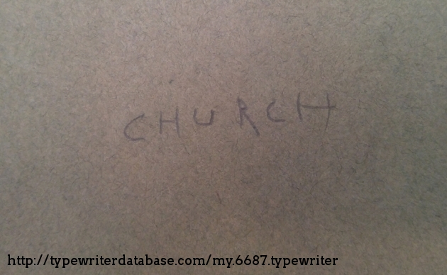 This was written on the paper lining the top of the case.
