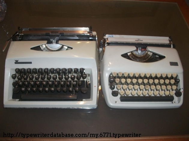 Contessa (left), Tippa (right). Same chassis, larger body.