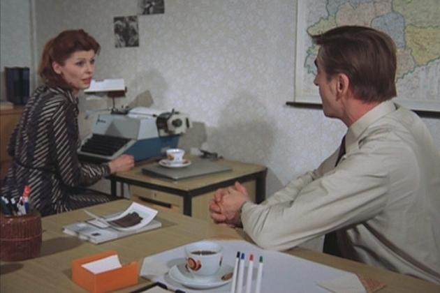 Polizeiruf 110: Barry schwieg (Deutscher Fernsehfunk/Fernsehen der DDR, 1979)