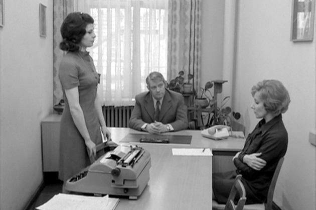 Polizeiruf 110: Der Tod des Professors (Deutscher Fernsehfunk/Fernsehen der DDR, 1974)