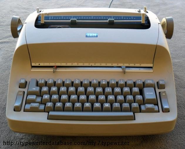 1970 Ibm Selectric I Typewriter 5846248 Twdb