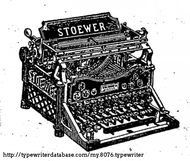 Stoewer 1 (from Ernst Martin 1949)