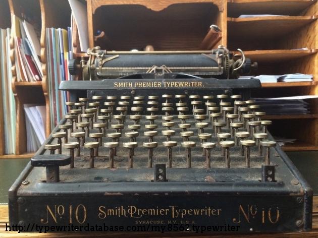 Stairway to Typewriter Heaven II: Reloaded.