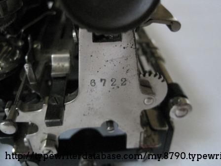 Adler serial number