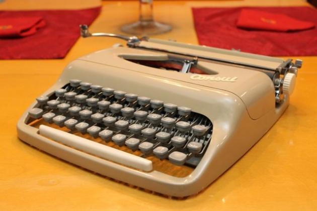 1964 consul 232 typewriter 4232206512 twdb for Consul database