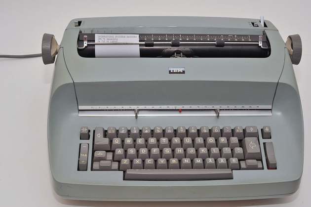 1965 IBM Selectric I