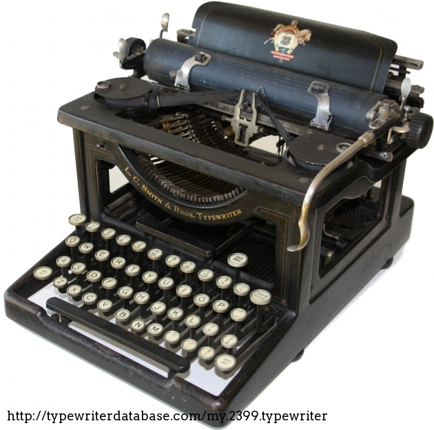 LC Smith n.1/2 and Underwood 5 sales comparison, based on s/n from this typewriter database...