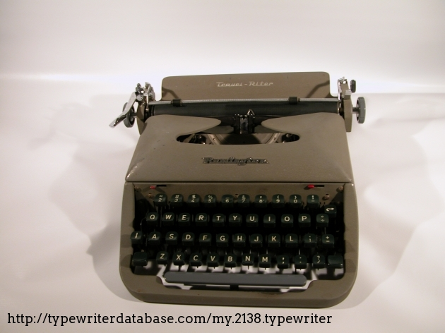 1955 Remington Travel-Riter