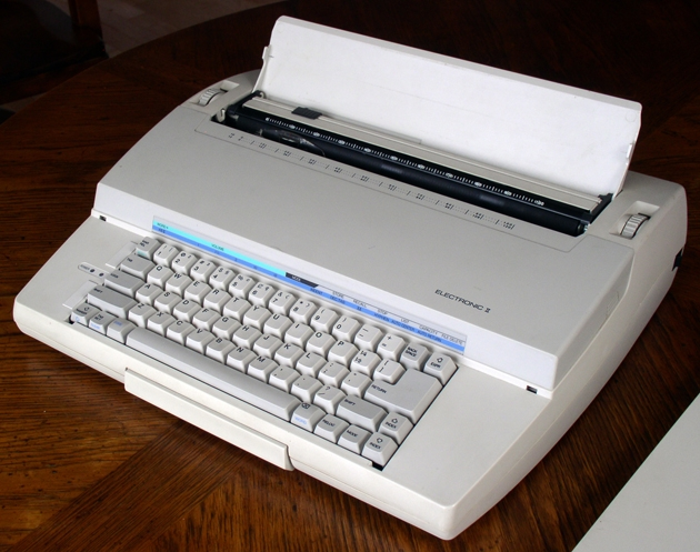 SEARS Electronic Communicator II...2 Typewriter Ribbons and 2 Lift Off Tapes
