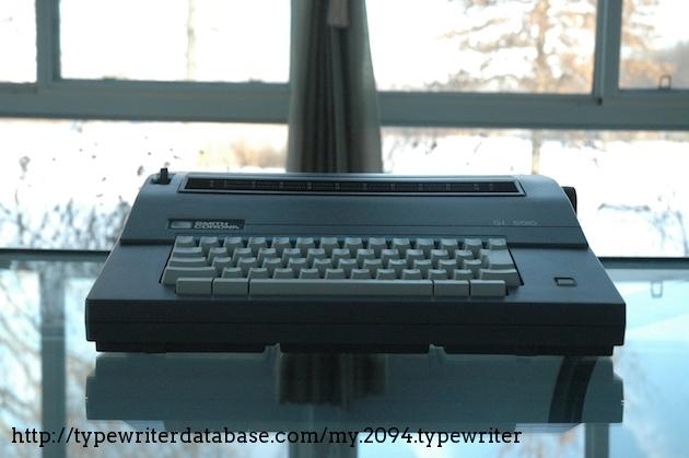 SMITH CORONA SL500 SL 500 TYPEWRITER RIBBON /& CORRECT