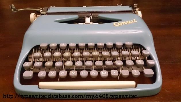 1966 consul 232 typewriter 6232413448 twdb for Consul database