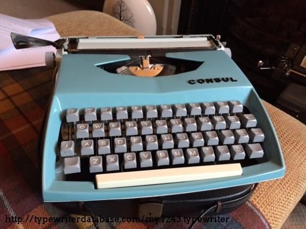 1968 consul 231 2 typewriter 8231200496 twdb for Consul database