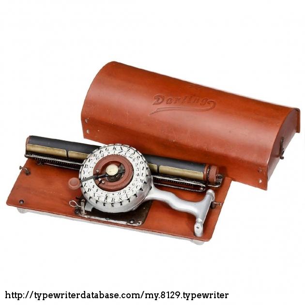 1911 Darling Index on the Typewriter Database