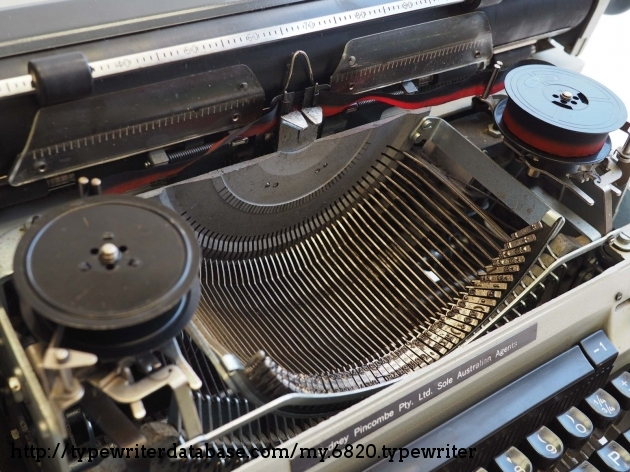 Red /& Black Ribbons FREE SHIPPING Combo Pack Facit 1820 Typewriter Ribbons