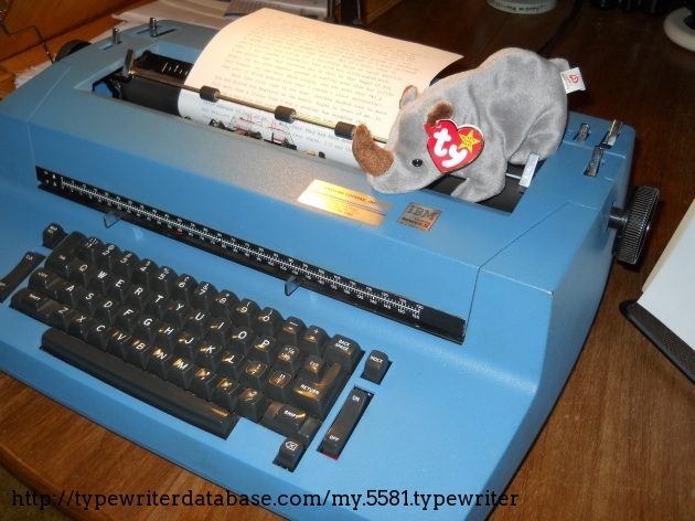 1977 IBM Selectric II