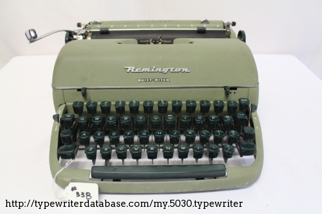 1956 Remington Quiet-Riter