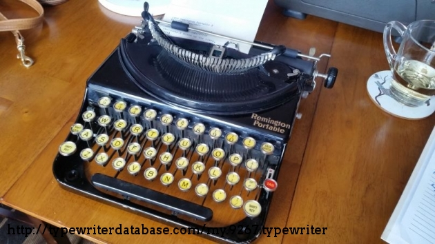 1928 Remington Portable 2