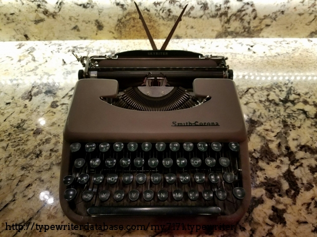 1955 Smith Corona Skyriter