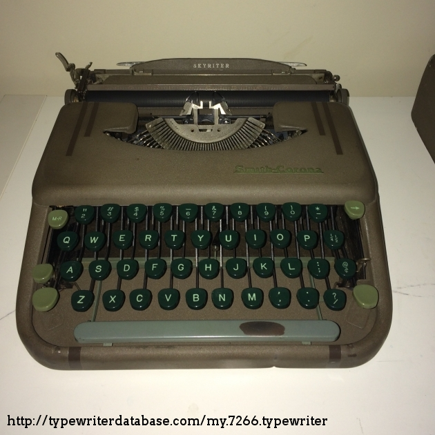 1949 Smith Corona Skyriter