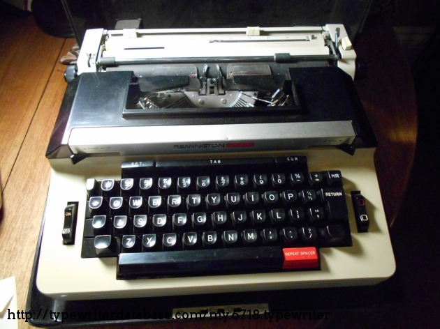 1971 Remington (Brother) Automatic