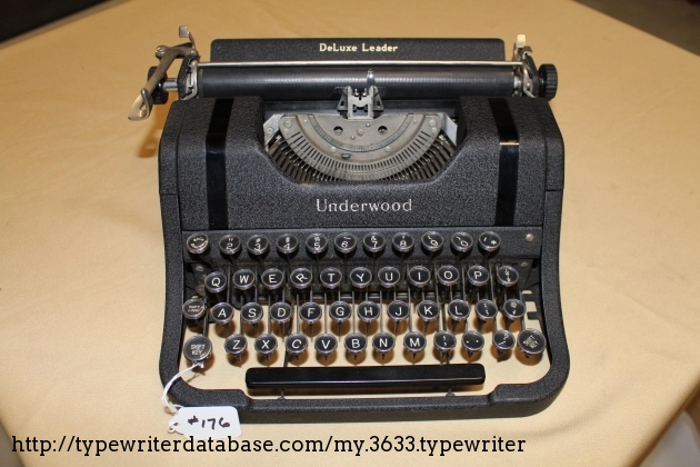 1941 Underwood Leader