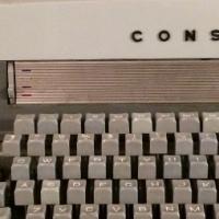 1973 consul 203 typewriter 3 203 207269 twdb for Consul database