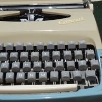 1966 consul 233 typewriter 6 233 046075 twdb for Consul database